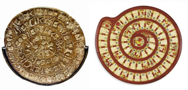 La considerada primera oca / Oca de diseño moderno en estilo medieval